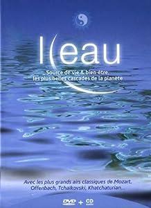Bien-être et Relaxation : L'eau [+ 1 CD Audio]