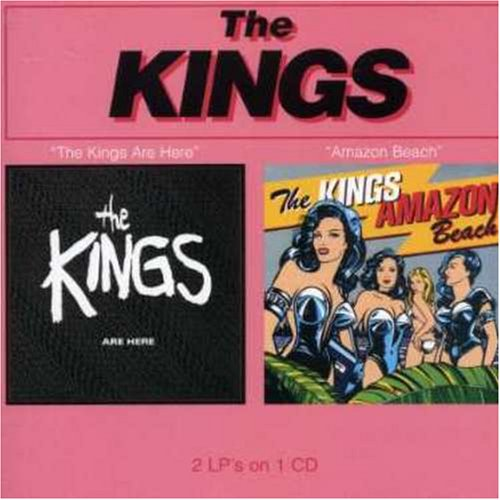 The Kings Are Here/Amazon Beach