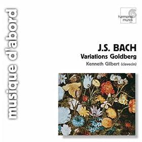 Goldberg Variations, BWV 988: Var. 13 a 2 clav.