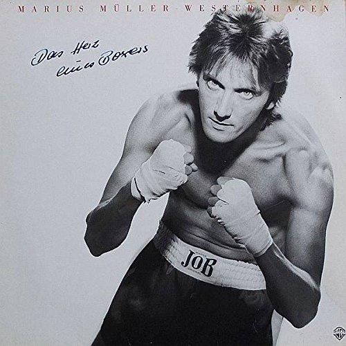 Marius Mueller Westernhagen - Marius Mã¼ller-Westernhagen - Das Herz Eines Boxers - Warner Bros. Records - 29 487 6 - Zortam Music