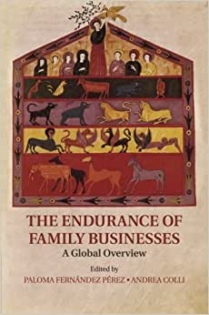 The Endurance Of Family Businesses: A Global Overview