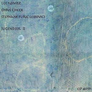Lee Konitz / Chris Cheek / Stepane Furic Leibovici Jugendstil II  cover
