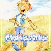 Pinocchio | Livre audio Auteur(s) : Adelina hill Narrateur(s) : Nate Begle