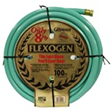 Gilmour 10-34100 10 Series 3/4-Inch-by-100-Foot 8-Ply Flexogen Hose, Green (Discontinued by Manufacturer)
