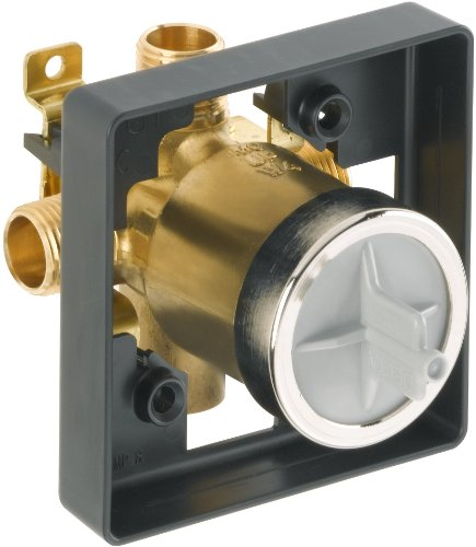 All Copper Universal Water Heater Mixing Valve U Type: A604 VALVE BODY
