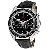 Omega Men's 321.33.44.52.01.001 Speedmaster Olympic Chronograph Watch