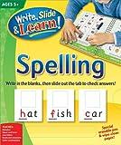 Spelling (Write, Slide & Learn)