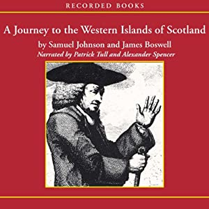 A Journey to the Western Islands of Scotland Audiobook