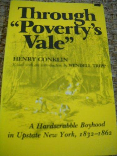 Through Poverty's Vale
