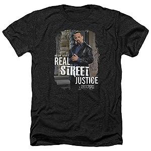 L&O:Svu Street Justice Mens Heather Shirt