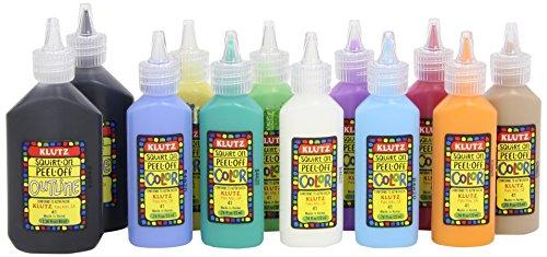 Hobby Line Glas Design New Art : Hobby line set per colorare il vetro xxl