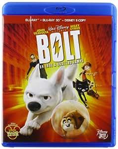 Bolt - Un Eroe A Quattro Zampe (3D) (Blu-Ray+Blu-Ray 3D+E-Copy)