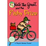 Nate the Great and the Fishy Prize (       UNABRIDGED) by Marjorie Weinman Sharmat Narrated by John Lavelle