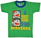 Eteenz Boys' Cotton T-Shirt (25_6-7 years, Green, 6-7 years)