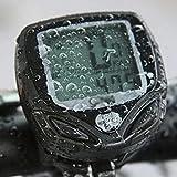 1台7役 雨天 時 走行 OK ワイヤレス 高機能 計測 マルチサイクルコンピューター◇AZ-200SCW