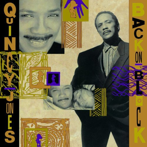 Quincy Jones - Back On The Block [reissue] - Zortam Music