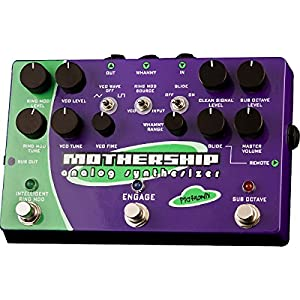 Pigtronix MGS Guitar Floor Multi-Effects Pedal