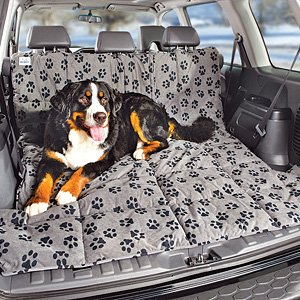 Canine Covers Paw Print Cargo Liner