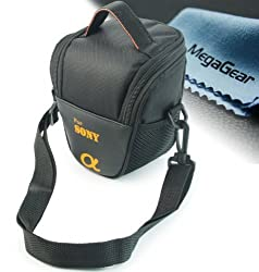 MegaGear Ultra Light Camera Case Bag for Sony DSC-H200, Cyber-shot DSC-HX200, Sony RX1, RX1R