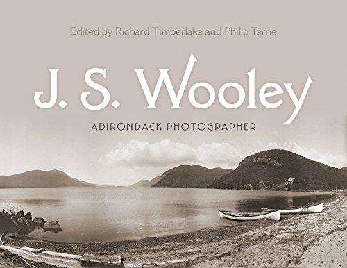 J. S. Wooley Adirondack Photographer (New York State Series) (Tapa Dura)