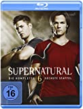 Supernatural - Staffel 6 [Alemania] [Blu-ray]