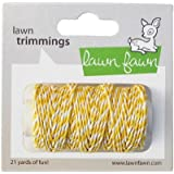 Lawn Fawn Lemon Hemp Twine Lawn Trimmings