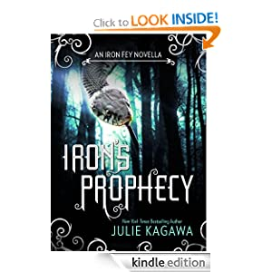 Iron's Prophecy (The Iron Fey)