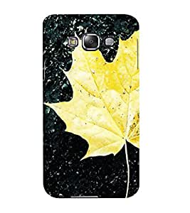 Mental Mind 3D Printed Plastic Back Cover For Samsung Galaxy E5- 3DSAME5-G1407