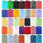 Men's Dress Shirt -�Convertible Frenc...
