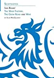 A. MacGillivray Three Novels of Iain Banks: Whit, The Crow Road and The Wasp Factory (Scotnotes Study Guides)