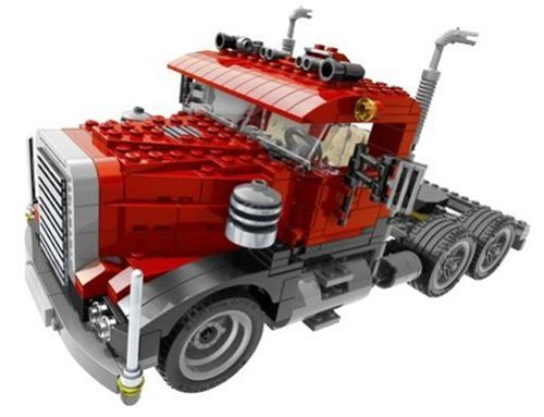LEGO Creator 4955: Truck