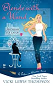 Blonde With a Wand (Babes-on-Brooms, #1)