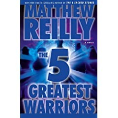 The Five Greatest Warriors (Jack West Junior, book 3)