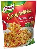 Knorr Spaghetteria  Panna rossa Pasta in Paprika Rahm Sauce, 3er Pack (3 x 500 ml)