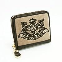 (ジューシークチュール) Juicy Couture 財布 二つ折り ジップ スコッティ キャメル YSRU1911 並行輸入品