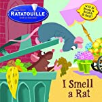 Ratatouille Movie-I Smell a Rat-Scented Storybook