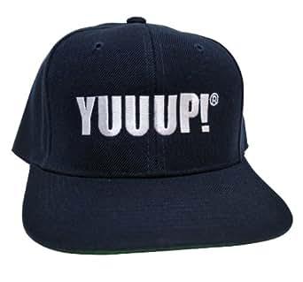 Dave Hester Yuuup! Snap-back Hat