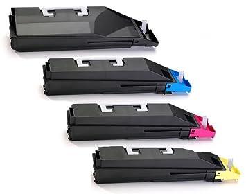 4x Toner für Samsung CLP-775-N CLP-770-ND CLP-775-ND