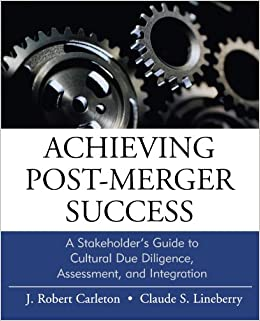 an assessment of cultural due diligence Cultural due diligence in mergers the cultural due diligence exercise should largely follow the cultural assessment with a mix of qualitative and.