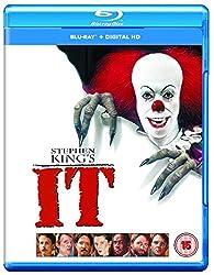 Stephen King's IT BD [Blu-ray] [2016] [Region Free]