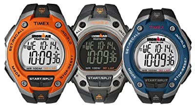 Timex Mens Ironman 30-Lap Oversized Sports Watch with Reverse Dial by VLC Distribution Company Inc