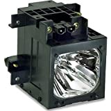 Sony KF-60WE610 Rear Projection TV Assembly with High Quality Original Bulb
