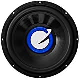 Planet Audio TQ10S Torque10 inch SINGLE Voice Coil (4 Ohm) 1200-watt Subwoofer