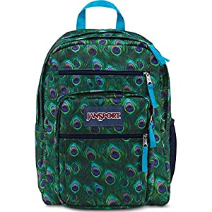 JanSport Big Student (MULTI PEACOCK)
