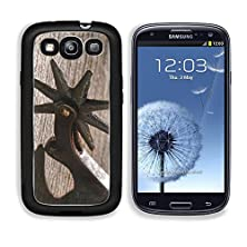 buy Msd Samsung Galaxy S3 Aluminum Plate Bumper Snap Case American West Rodeo Cowboy Antique Horse Riding Spur Style Star Shape Spikes Image 25307191