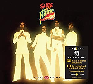 Slade In Flame CD / DVD