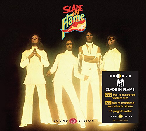 slade In Flame Cd+dvd