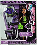 Monster High I Love Fashion Doll Clawdeen Wolf-daughter of the Werewolf with 3 Gore-geous Outifits