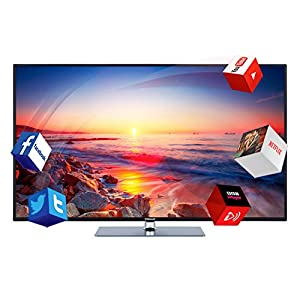 Finlux 50 Inch Smart LED TV Full HD 1080p Freeview HD (50FME249S-T)