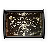 CafePress - Vintage Sphinx Ouija Board - Large Printed Serving Tray, Breakfast Tray